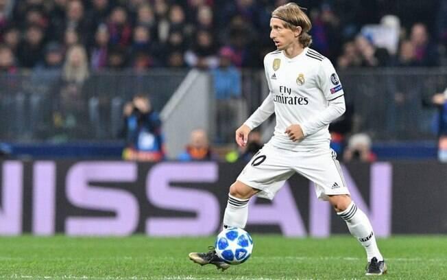 Modric revelou crise no Real Madrid com vestiário conturbado