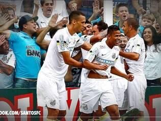 o Santos derrotou o Palmeiras por 2 a 1, neste domingo, na Vila Belmiro, e fechou a primeira fase do Campeonato Paulista com a melhor campanha geral
