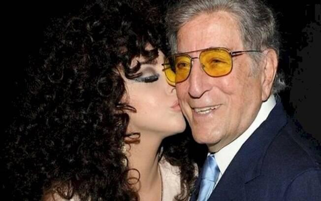 Lady Gaga e Tony Bennett anunciam dois shows especiais em Nova York
