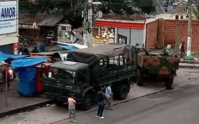 Ações nas três das regiões mais perigosas do Rio de Janeiro destinam-se à verificação de denúncias de atividades criminosas