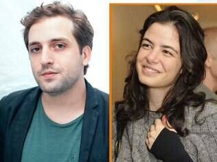 Fonte do site Glamurama garante que Gregório Duvivier e Sofia Mariutti estão namorando