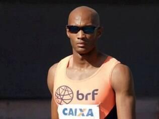 Jefferson venceu a seletiva nacional para a disputa da prova de 100 metros