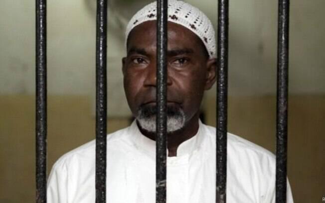 Anderson é cidadão de Gana nascido em Londres em 1964. Ele foi preso em Jacarta em 2003