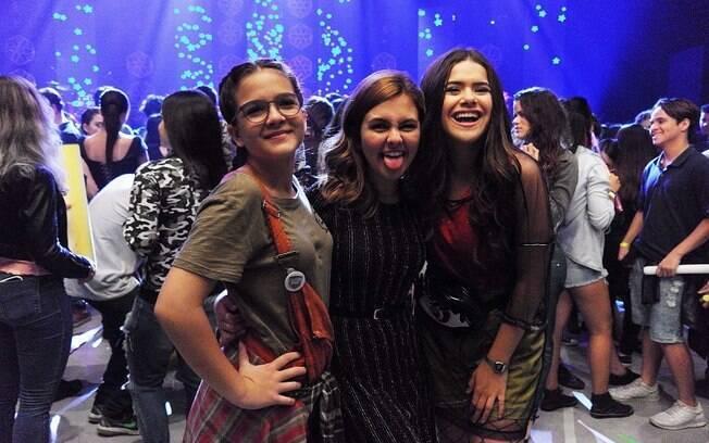 Elas cresceram! Agora adolescentes, mel maia, Klara Castanho e Maisa estrelam