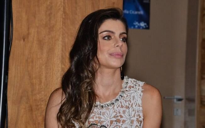 Daniella Cicarelli vai comandar o 'Domingo da Gente'