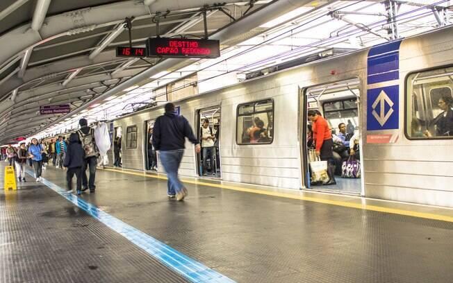Por questão de segurança, plataformas das estações de Metrô de São Paulo não terão cobertura de Wi-Fi gratuito