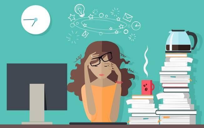 Se organize para não enlouquecer no trabalho!