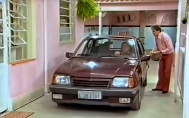 O Monza do Lineu é o retrato da família média brasileira sobre quatro rodas, entre os carros famosos