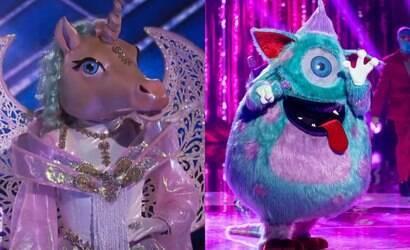"Unicórnio vence o ""The Masked Singer"" e Monstro surpreende"