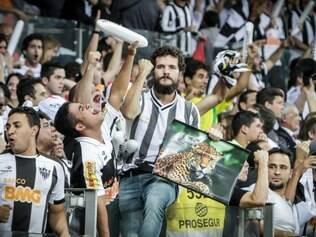 Torcida do Atlético lotou o Mineirão na final da Copa Libertadores e vibrou com a conquista da América