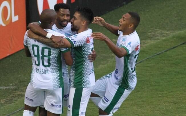 Guarani marca aos 45 do 2 tempo e vence o Oeste