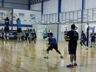Sada Cruzeiro Unifemm está preparado para encarar o líder Sesi-SP
