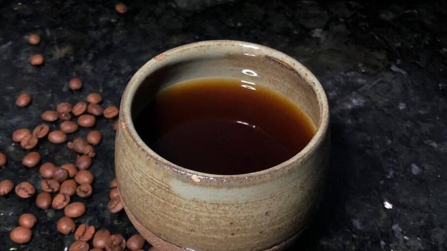 Café com saquê