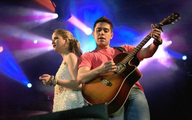 Maria Cecília e Rodolfo fazem cerca de vonte shows por mês. Este ano, EUA e Portugal estiveram na agenda