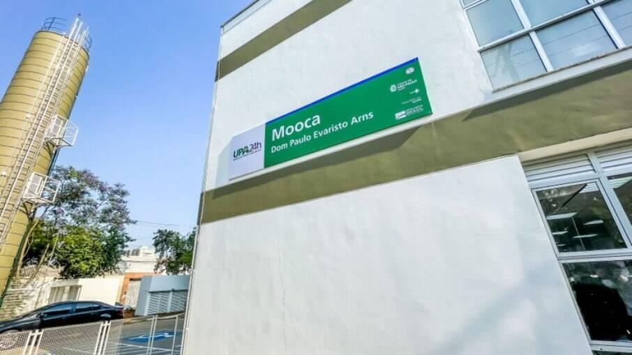 Nova UPA Mooca, em São Paulo