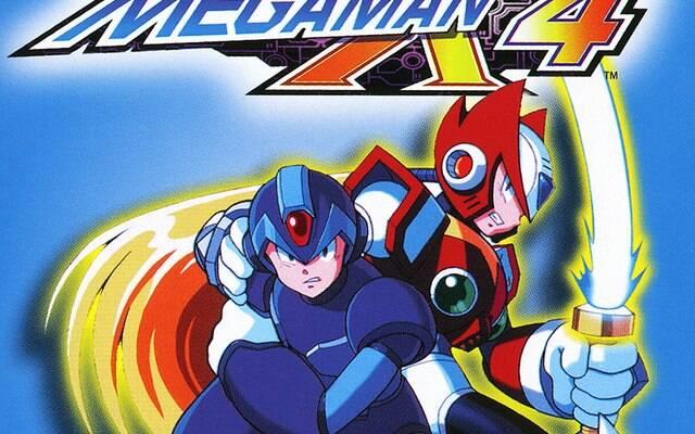 Mega Man X4 e X5 na PSN