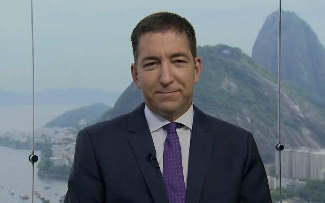 Glenn Greenwald riu da tentativa de derrubar, em juízo, a Vaza Jato e o site The Intercept Brasil