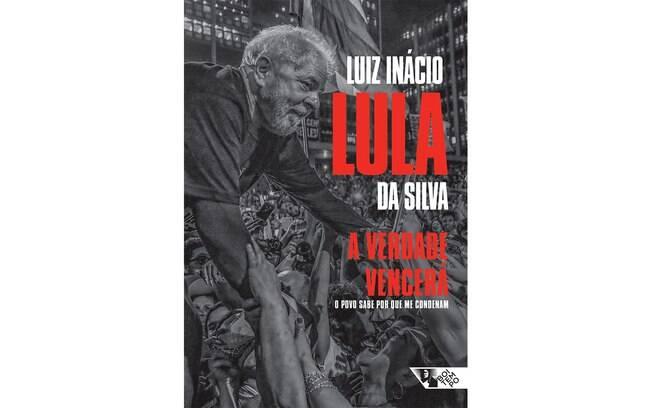 Livro de Lula chega a lista de mais vendidos esta semana