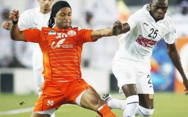 Edinho é conhecido como Ronaldinho Gaúcho do Irã por conta do sucesso que fez por lá