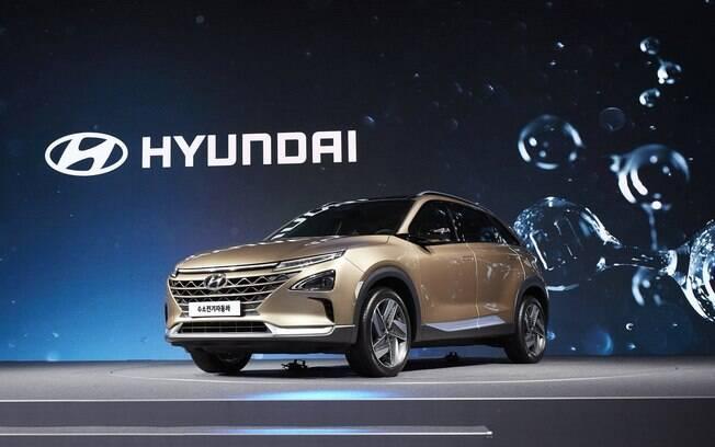 Hyundai Nexo: SUV servirá de base para uma nova família de modelos ecologicamente corretos da marca coreana