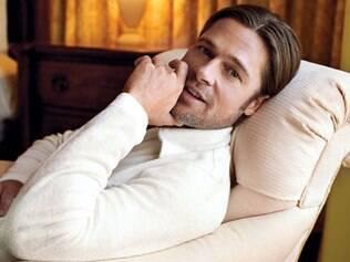 Brad Pitt na revista