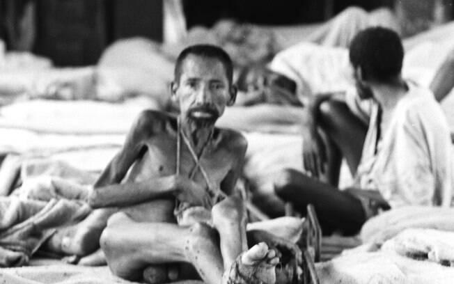 Resultado de imagem para holocausto brasileiro