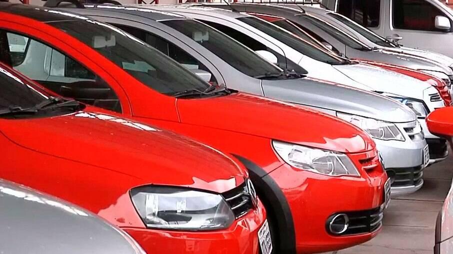 Apesar da queda nas vendas de usados em abril em relação a março, no acumulado do ano houve alta de 40,7%