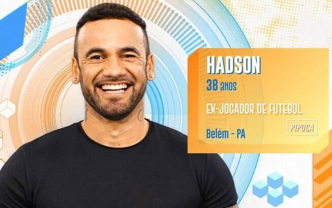 Hadson, participante do BBB 20
