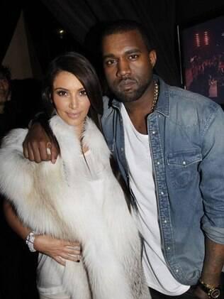 Kim Kardashian e Kayne West estão namorando, diz site americano