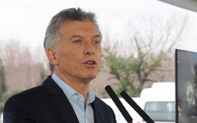 A crise na Argentina piorou quando Mauricio Macri recebeu 32% dos votos em eleições primátias