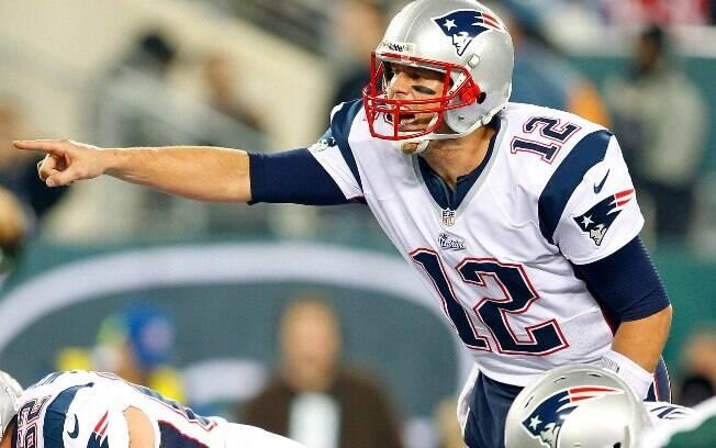 Ex-equipe de Aaron Hernandez tem o quarterback Tom Brady como seu principal jogador
