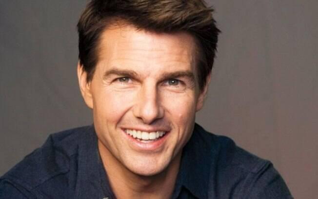 O galã de Hollywood Tom Cruise é um dos famosos que comemora o dia do canhoto nesta quarta-feira (13)