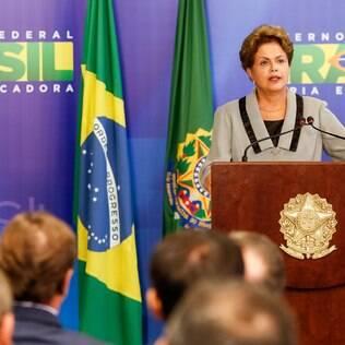Dilma pede defesa do lema Pátria Educadora