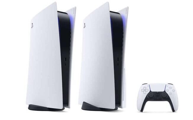 PlayStation 5 já está em pré-venda no Brasil