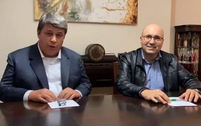 Dario Saadi vai ser cabeça em chapa com Wandão para disputar a Prefeitura.