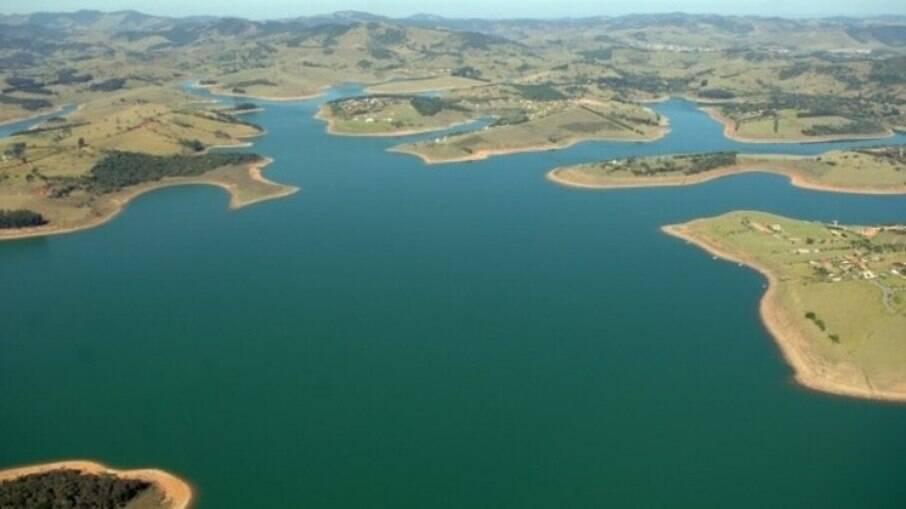 Sistema Cantareira opera com volume menor do que o da crise hídrica de 2013