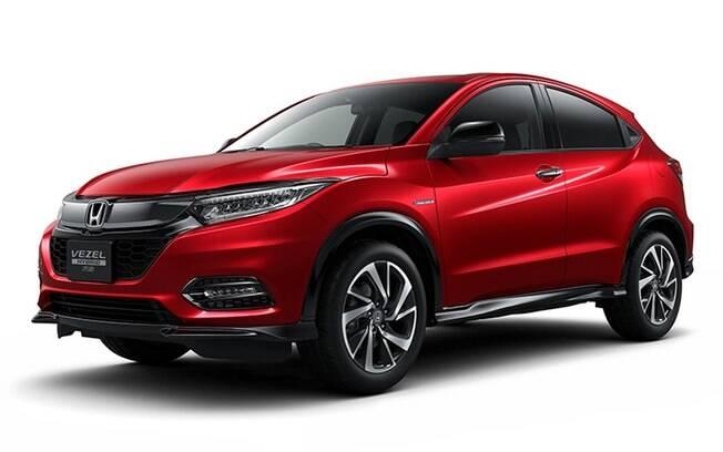 Honda HR-V:  SUV finalmente renovará os ares, para retomar o espaço no mercado que perdeu para o Nissan Kicks