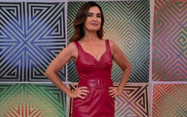 Fátima Bernardes, apresentadora da Globo