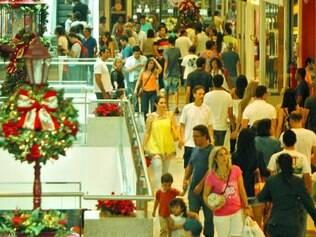 Comércio,No ano passado, vendas de Natal cresceram 5,1%