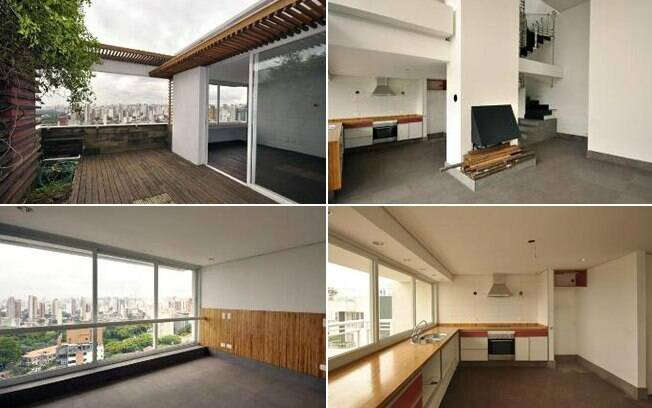 Com 190 m2, o apartamento tem vista panorâmica para o Parque do Ibirapuera, 2 dormitórios (1 suite) e 3 vagas na garagem