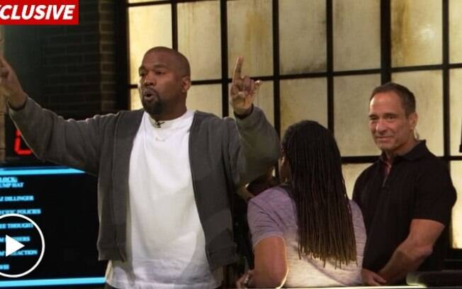 Kanye West deu entrevista ao TMZ e disse que os 400 anos de escravidão enfrentados pelos negros foram uma
