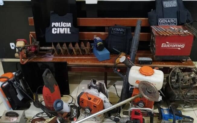 Assalto em Goiás