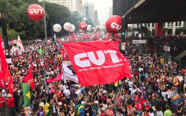 Centrais convocaram ato para o dia 20 de junho como preparação para a greve geral do dia 30