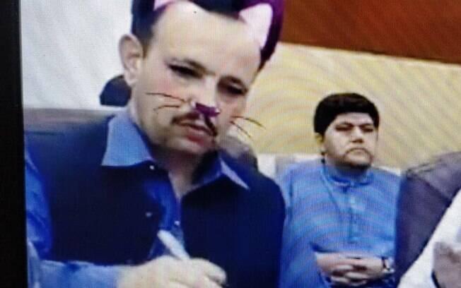 Políticos paquistaneses viraram piada na internet