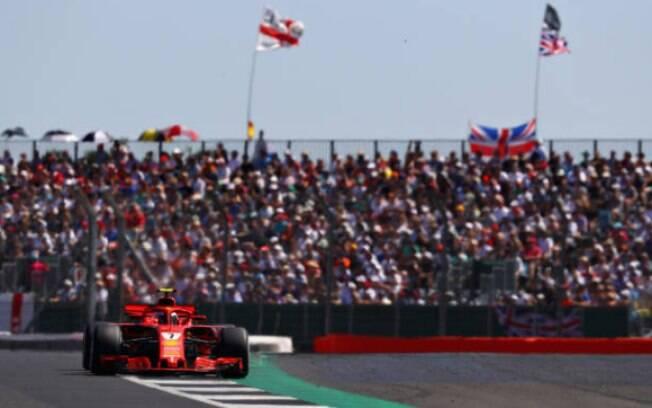 GP da Inglaterra de Fórmula 1, disputado em Silverstone, deve ser em outro local nos próximos anos