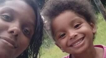 Justiça nega liberdade a mãe suspeita de espancar a filha até a morte