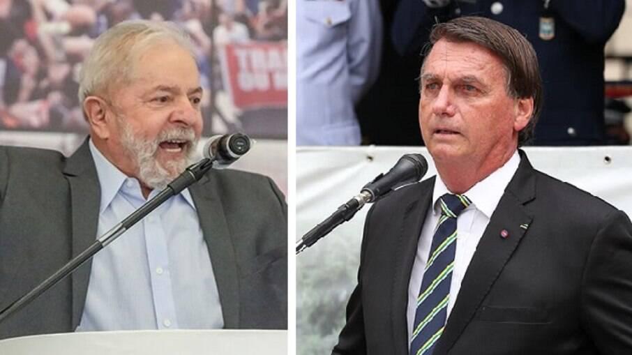Lula voltou ao páreo e já lidera pesquisas de intenção de votos; Bolsonaro está em baixa
