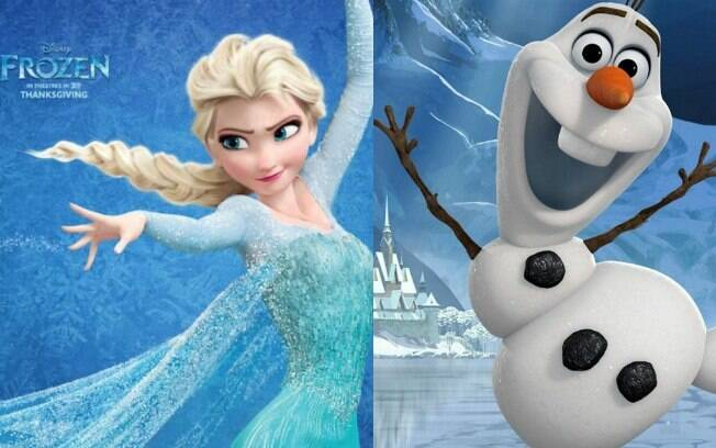 Mãe ficar na dúvida sobre nome de bebê e não sabe se deve colocar Olaf ou Elsa por conta do filme