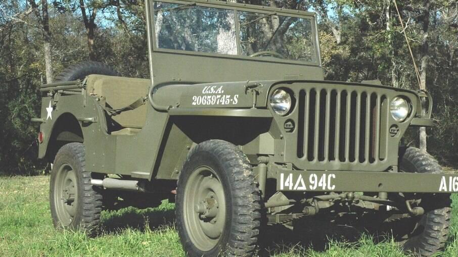 Jeep virou sinônimo de valentia e se transformou em marca