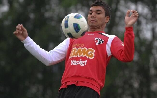 Casemiro fecha a lista. É o 29º jogador mais  valioso da Libertadores: R$ 14,1 milhões ao lado  de Damián Diaz, do Barcelona (EQU)